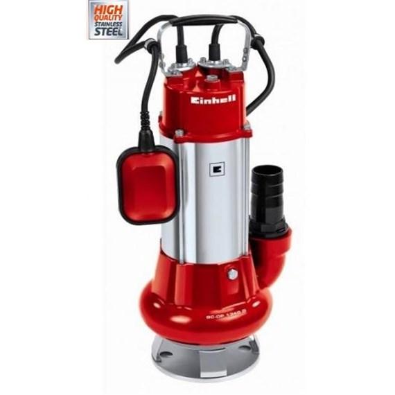 Bomba sumergible para pozos einhell gc dp 1340 g for Bomba de agua para pozo