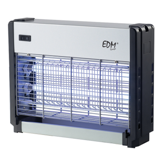 Mata mosquitos profesional electronico con luz act nica - Ahuyentador de mosquitos ...