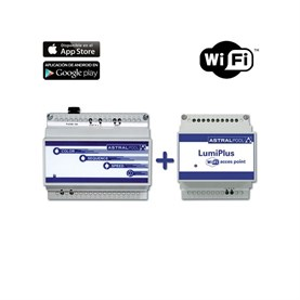 Modulador LumiPlus Wifi access point